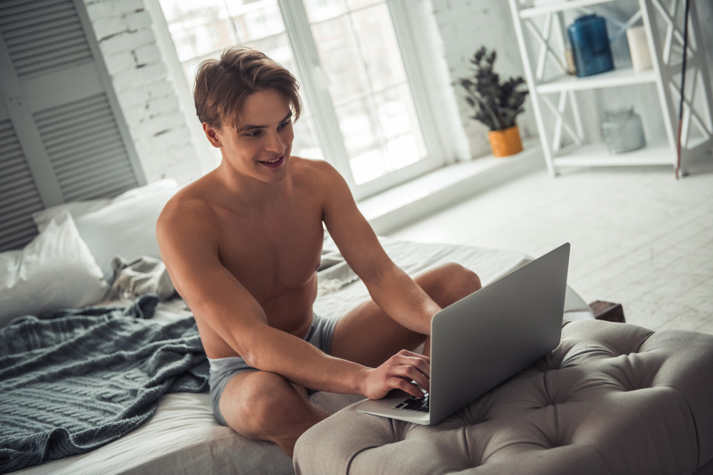 Be a male cam model