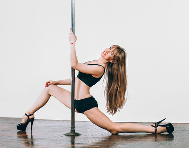 Being an In-Home Pole Dancer